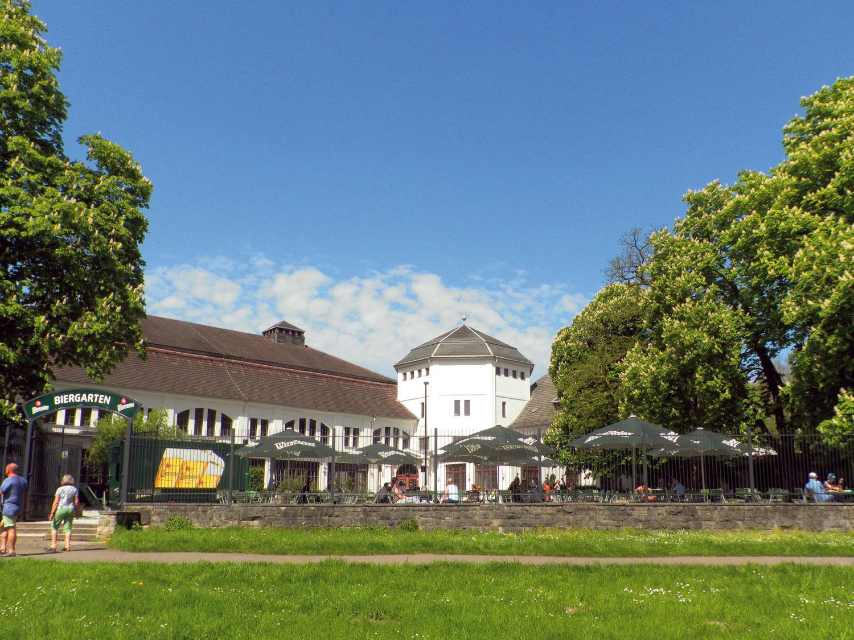 Historie — Haus Auensee